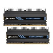 Corsair Dominator - DDR3 - 8 Go : 2 x 4 Go - DIMM 240 broches - 1600 MHz / PC3-12800 - CL9 - 1.65 V - mémoire sans tampon - non ECC