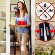 Magnetna zaštitna mreža od komaraca i insekata