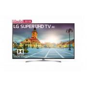 Televizor LCD LG 75SK8100PLA, Smart TV, 190 cm, Super UHD 4K, Wi-Fi, Argintiu