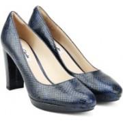 Clarks Kendra Sienna Dark Blue Slip on(Navy)