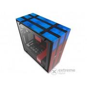 NZXT Midi H700 PUBG Limited Edition kućište, plavi/crveni(CA-H700B-PG)