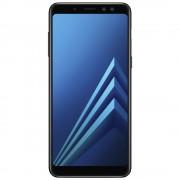 Samsung Galaxy A8 plus (2018) Telefon Mobil Dual-SIM 64GB 4GB RAM Negru