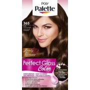 Poly Palette Perfect Gloss Haarverf 365 Chocolade 1set
