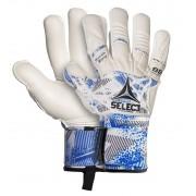 portar manusi Select GK mănuși 88 pentru Prindere negativ tăiat alb albastru
