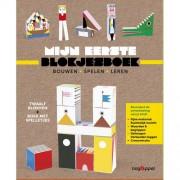 Mijn eerste blokjesboek - Madeleine Deny en Sarah Adreacchio