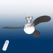 Energy-saving Celestia ceiling fan, remote control