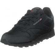 Reebok Classic Classic Leather Black, Skor, Sneakers och Träningsskor, Walkingskor, Svart, Barn, 31