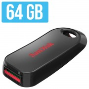SanDisk Cruzer Snap Flash Drive - SDCZ62-064G-G35 - 64GB