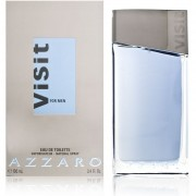 Azzaro Visit For Men De Azzaro Eau De Toilette 100ml