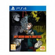 Joc My Hero One and rsquo s Justice pentru PlayStation 4