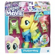 My Little Pony Snap On figurina ponei cu accesorii Fluttershy C1820