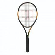 Wilson Burn 100 Tennis Racquet, 4 1/4-Inch, 4 1/4-Inch/