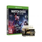 UBISOFT Preventa Juego Xbox One Watch Dogs Legion (Acción/Aventura - M18)