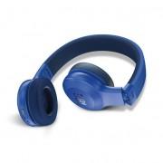 Безжични Bluetooth слушалки с микрофон JBL E45 BT Blue
