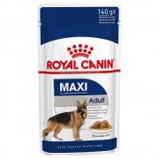 Royal Canin Maxi Adult comida húmeda para perros - 10 x 140 g