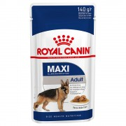 20x140g Royal Canin Maxi Adult nedves kutyatáp