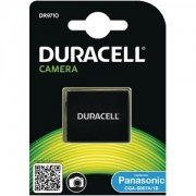 Panasonic CGR-S007E Batteri, Duracell ersättning DR9710
