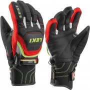 Leki Worldcup Race Coach Flex S GTX Junior black/red