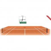 Fileu tenis plasa dubla - fir 3 mm, competitie