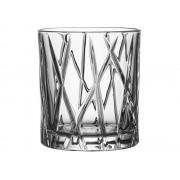 Whiskyglas Orrefors City OF 4-pack – utan gravyr