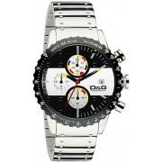 D&G DW0374 - Dolce & Gabbana RUGBY Mens Chrono Designer Watch