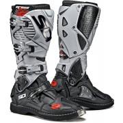 Sidi Crossfire 3 Motocross Boots Black Grey 48