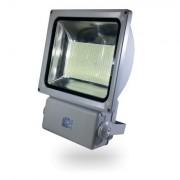 Nagy teljesítményű LED reflektor, SMD, 200 Watt, hideg fehér