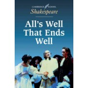 All's Well that Ends Well (Shakespeare William)(Paperback) (9780521445832)