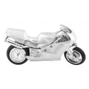 Motocicleta ceas de birou miniatura