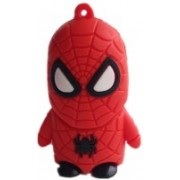 Storme Spiderman 16 GB Pen Drive(Red)