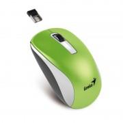 Mouse, Genius NX-7010 BlueEye, Wireless, Green, USB (31030114108)