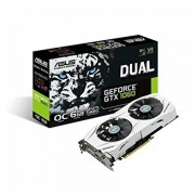 ASUS GeForce GTX 1060 6GB Dual-Fan OC Edition (DUAL-GTX1060-O6G)