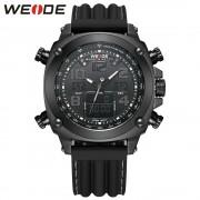 2016 WEIDE Quartz Mens Watches Men Luxury Brand LED Digital Army Military Quartz-Watch Sport Wrist Watches Relogio Masculino