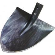 Pala forgiata per ghiaia senza manico 28x28
