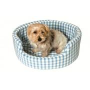 Dog en Cat Bed Blue (Win Green)