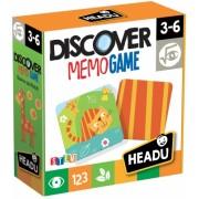 Descopera Jocul Memoriei Headu