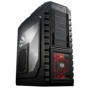 Skrinka CoolerMaster BigT HAF X 942/ ATX/ USB3.0/ průhledná bočnice/ bez zdroje/ černý