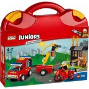 LEGO® JUNIORS, Brandweerkoffer (10740),