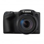 Canon PowerShot SX430 IS 20.5MP Preta