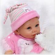 Npk 22 ''55 Cm Nouvelle Arrivée Silicone Reborn Bébé Poupées Pour Vente Réel À La Recherche Nouveau-Né Baby Alive Bonecas Pour Meilleur Cadeau Brinquedos