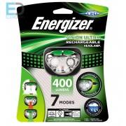 Energizer Vision Ultra Rechargeabla Headlamp 400 Lumens tölthetõ fejlámpa