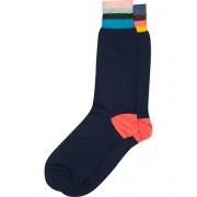 Paul Smith Top Stripe Sock Navy