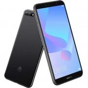 Huawei Y6 (2018) 4G 16GB Dual-SIM black - korišten 6mj - ODMAH DOSTUPNO