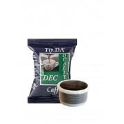 ToDa 100 Capsule ToDa Espresso Point Gattopardo Decaffeinato Compatibili