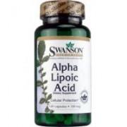 Alpha lipoic acid 100 mg 120cps SWANSON