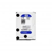 Disco Duro Western Digital Blue de 2TB, 5400 RPM, 64 MB Caché, SATA III (6 Gb/s). WD20EZRZ