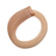 Rapunzel® Extensions Naturali Quick & Easy Original Liscio O7.5/8.3 Golden Blond Ombre 50 cm