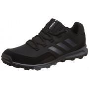 adidas Men's Terrex Tivid Cblack, Onix and Cblack Trekking and Hiking Boots - 8 UK/India (42 EU)