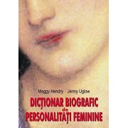 Dictionarul biografic de personalitati feminine