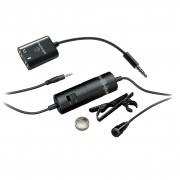 Microfon cu fir Audio Technica ATR3350iS